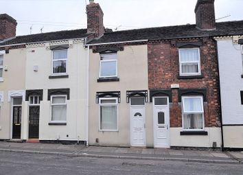 Thumbnail 2 bed terraced house for sale in 15 Lewis Street, Stoke, Stoke-On-Trent