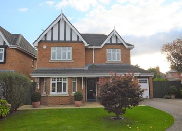 Thumbnail 4 bed detached house for sale in Moorcroft Court, Great Boughton, Chester