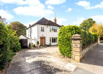Thumbnail 4 bed detached house for sale in Hatherley Court Road, Cheltenham, Gloucestershire