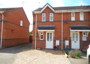 Thumbnail 1 bed end terrace house for sale in Bryony Way, Deeping St. James, Peterborough