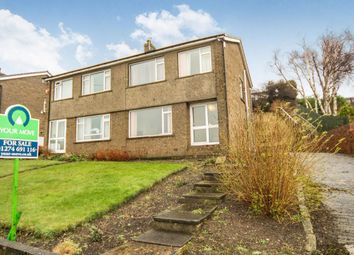 Thumbnail 3 bed semi-detached house for sale in Park Road, Low Moor, Bradford