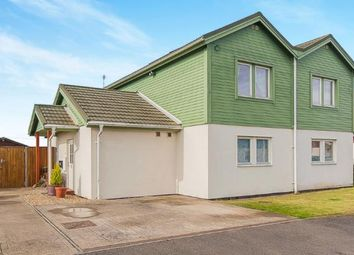 Thumbnail 2 bed semi-detached house for sale in St. Swithins Close, Bicker, Boston, Lincolnshire