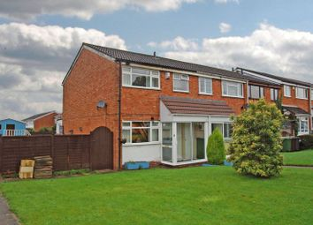 Thumbnail 3 bed terraced house for sale in Beehive Close, Catshill, Bromsgrove