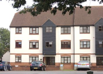 Thumbnail 1 bedroom flat to rent in California Close, Highwoods, Colchester