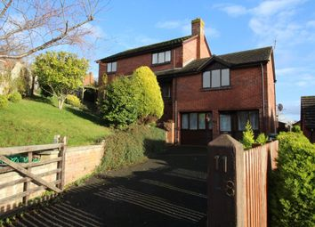 Thumbnail 6 bed detached house for sale in Valley Park Close, Exeter