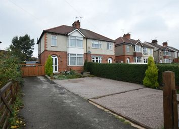 Thumbnail 3 bed semi-detached house for sale in The Delves, Swanwick, Alfreton, Derbyshire