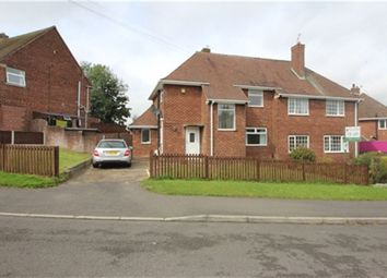 Thumbnail 3 bed property to rent in Rydal Crescent, Newbold, Chesterfield, Derbyshire