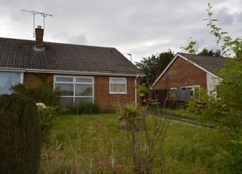 Thumbnail 2 bed semi-detached bungalow for sale in Linton Close, Leeds