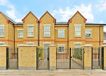 Thumbnail 3 bed terraced house to rent in Brackley Terrace, Chiswick, London