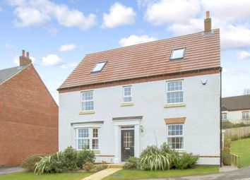 Thumbnail 6 bed detached house for sale in Olympic Way, Hinckley