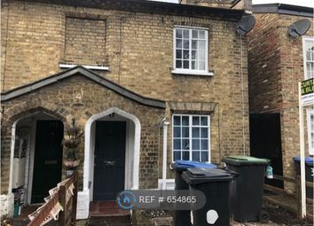 3 bed end terrace house to rent in Cockfosters Road, Barnet EN4