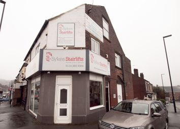 Thumbnail 2 bed triplex to rent in Chesterfield Road, Woodseats, Sheffield