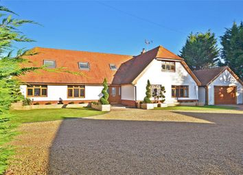 Thumbnail 4 bed detached house for sale in Church Lane, Yapton, Arundel, West Sussex