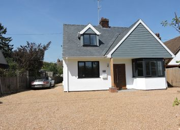 Thumbnail 4 bed detached house for sale in Braintree Road, Felsted