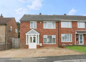 Thumbnail 3 bedroom end terrace house for sale in Chatsworth Crescent, Walsall