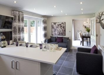 "Thumbnail 4 bed detached house for sale in ""Shelbourne"" at Village Street, Runcorn"