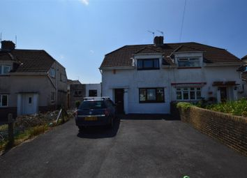 Thumbnail 3 bed semi-detached house for sale in Garth View, Beddau, Pontypridd