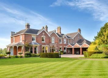 Thumbnail 5 bedroom detached house for sale in Newton Solney, Burton-On-Trent, Derbyshire