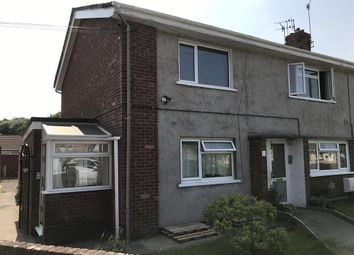 Thumbnail 2 bed flat to rent in Maesglas, Tondu, Bridgend