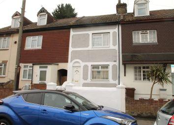 Thumbnail 3 bedroom terraced house to rent in Trafalgar Street, Gillingham, Kent