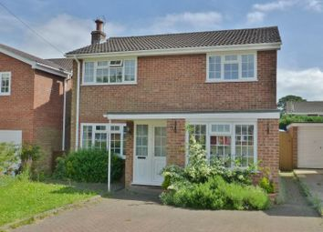 Thumbnail 4 bed detached house for sale in Finch Close, Uppingham, Oakham