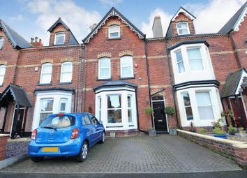 Thumbnail 4 bed terraced house for sale in Avenue Road, Scarborough