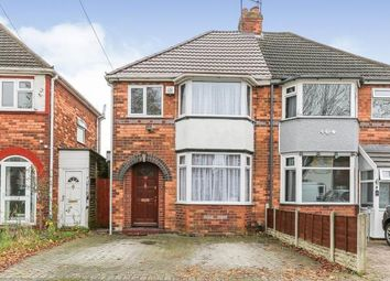 3 bed semi-detached house for sale in Bryn Arden Road, South Yardley, Birmingham, West Midlands B26