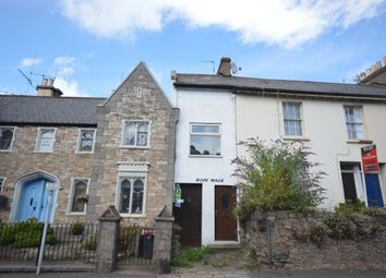 Thumbnail 2 bed terraced house for sale in East Street, Newton Abbot