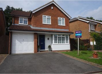 Thumbnail 4 bed detached house to rent in Hoppers Way, Ashford