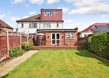 Clayhall Avenue, Clayhall, Ilford, Essex IG5. 4 bed semi-detached house