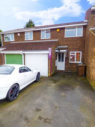 Thumbnail 3 bed terraced house to rent in Dunsmore Road, Luton