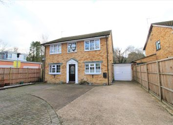 Aldershot Road, Fleet GU51. 4 bed detached house for sale