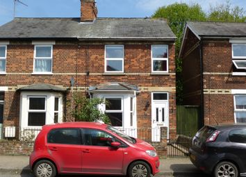 Thumbnail 3 bedroom semi-detached house for sale in Withersfield Road, Haverhill