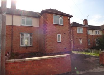 3 bed semi-detached house to rent in Cowdall Road, Braunstone, Leicester LE3