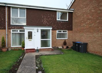 Thumbnail 2 bed flat to rent in Elmway, Chester Le Street