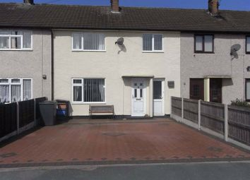 3 bed terraced house for sale in Oak Drive, St. Martins, Oswestry SY11