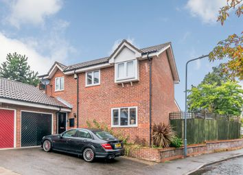 Thumbnail 3 bed detached house for sale in Fieldhouse Close, London, London