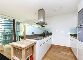 Thumbnail 2 bedroom flat for sale in Markham Heights, Crossharbour Plaza, Isle Of Dogs, London
