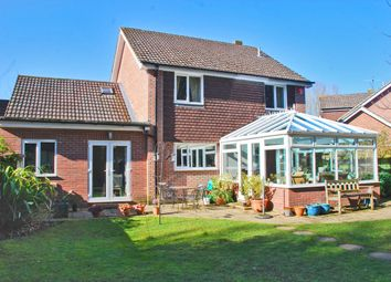 Thumbnail 3 bed detached house for sale in New Forest Drive, Brockenhurst