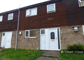 Thumbnail 3 bedroom terraced house for sale in Stumpacre, Bretton, Peterborough, Cambridgeshire.