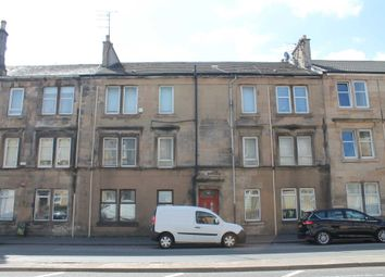 Thumbnail 1 bed flat for sale in Glasgow Road, Paisley