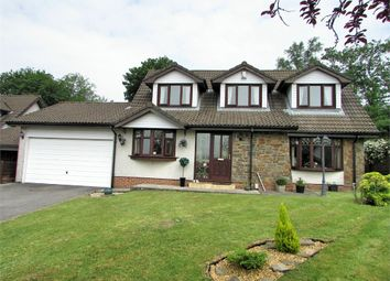 Thumbnail 4 bed detached house for sale in Bittern Court, Bryncoch, Neath, West Glamorgan