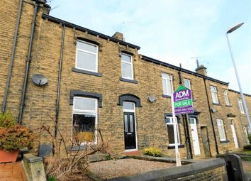 Thumbnail 2 bed terraced house for sale in New Street, Milnsbridge, Huddersfield