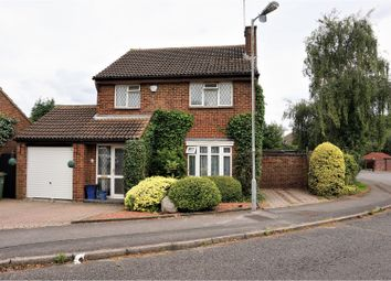 Thumbnail 4 bedroom detached house for sale in Enderby Road, Luton