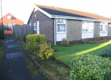 Thumbnail Semi-detached bungalow for sale in Melock Court, Newcastle Upon Tyne