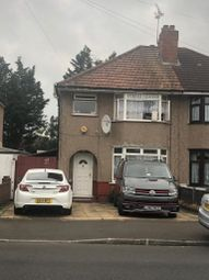 Thumbnail 4 bed semi-detached house for sale in Sunbury Road, Feltham