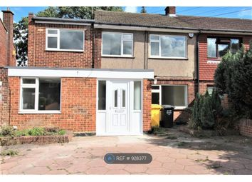 Thumbnail 5 bed semi-detached house to rent in Summerhouse Drive, Bexley