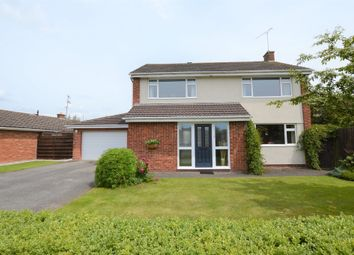 Thumbnail 4 bed detached house for sale in Meadowfield Road, Chester