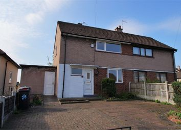 Thumbnail 2 bed semi-detached house for sale in Pennine Way, Harraby, Carlisle, Cumbria