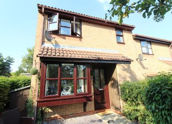Thumbnail 1 bed end terrace house for sale in Olive Avenue, Newton Flotman, Norwich